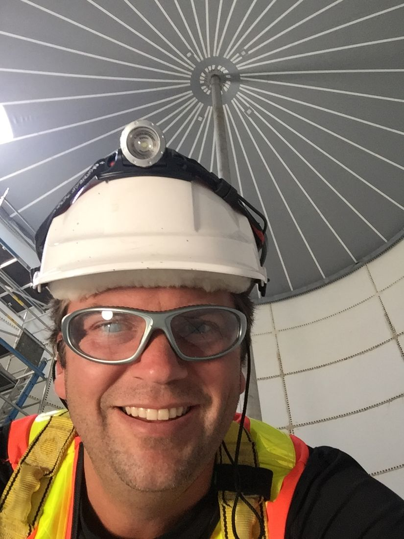 Project Completion, Great Reputation, Confined Space