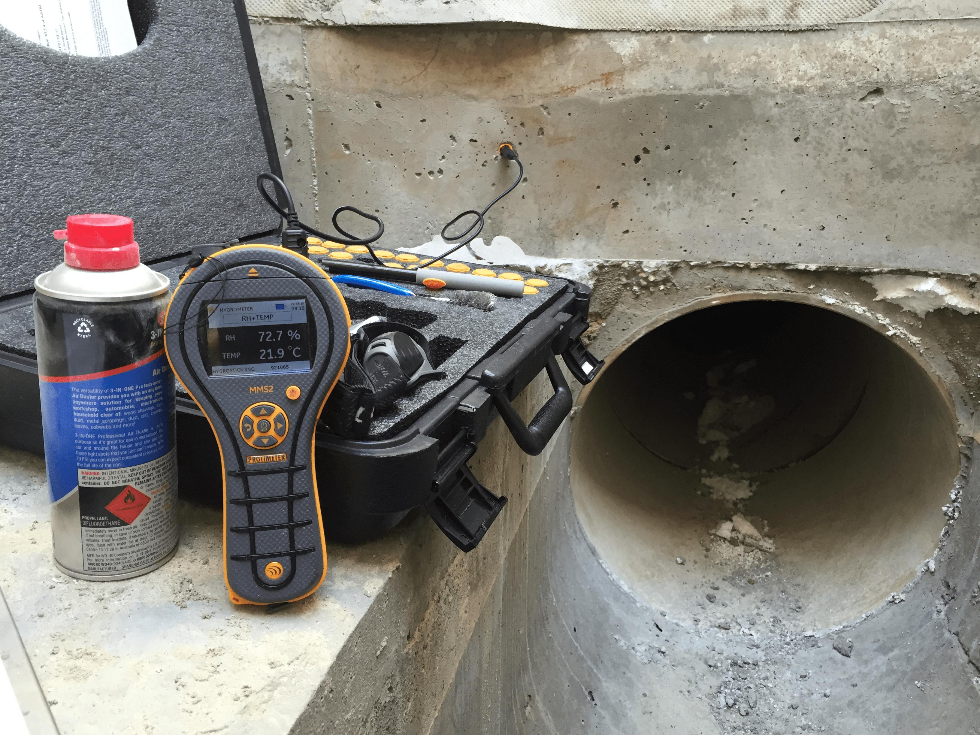 Concrete inspection, concrete testing, concrete quality control