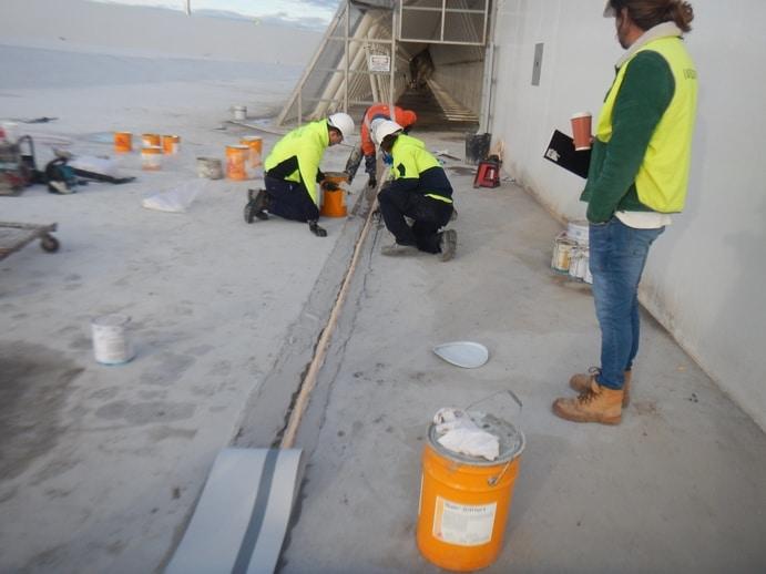 nace paint inspection